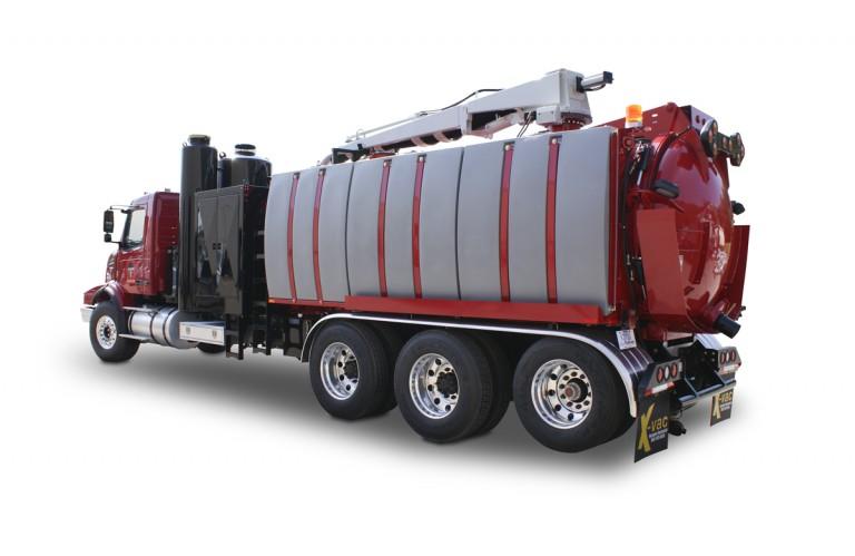 Hi-Vac Corporation - X-15 Hydro Excavators