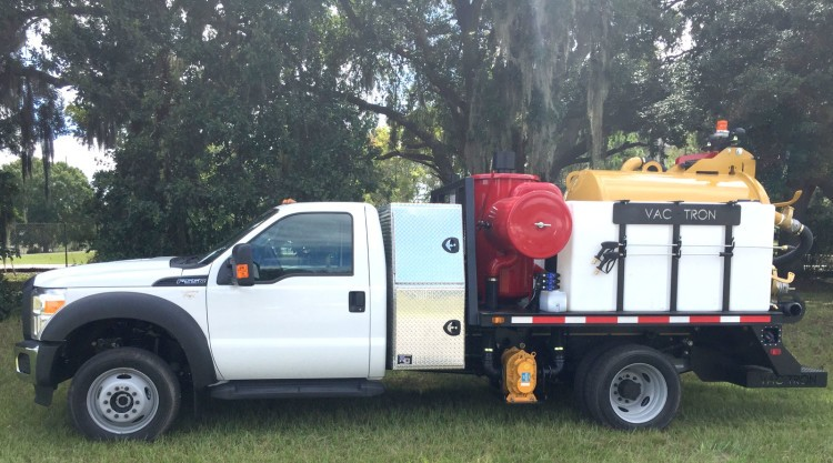 Vac-Tron Equipment LLC - HTV PTO Series Hydro Excavators