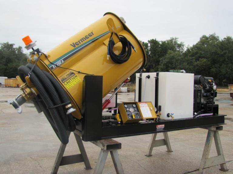 EV 150 Hydro Excavators
