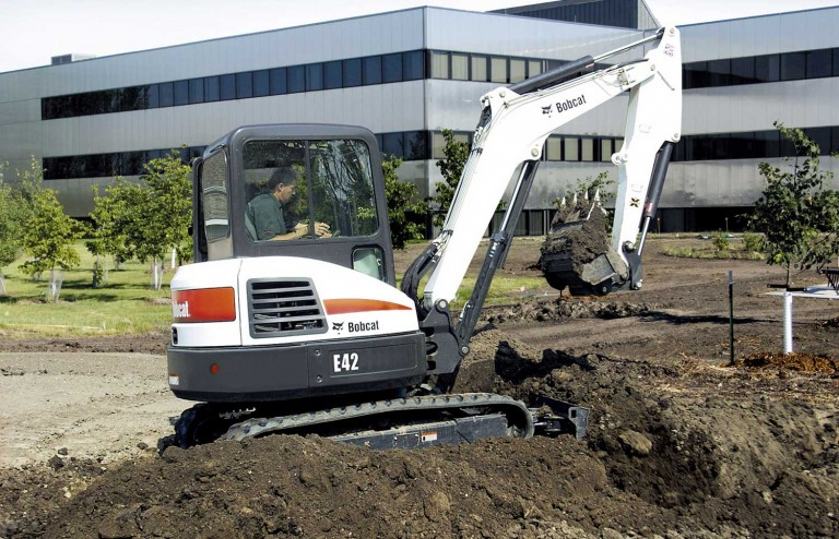 E42 Excavators