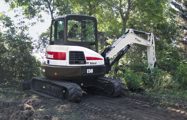 Bobcat Company - E50 Excavators