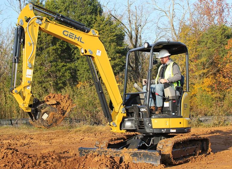 Z35 GEN:2 Excavators