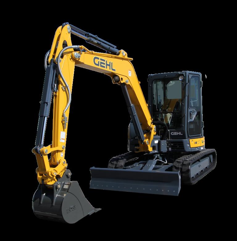 Z55 Excavators