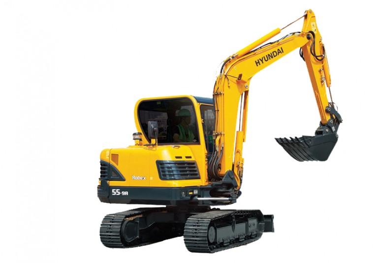 R55-9A - Hyundai Construction Equipment Americas Inc