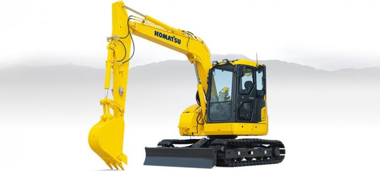 PC78US-10 Excavators
