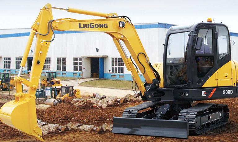 CLG906DIIIA Excavators