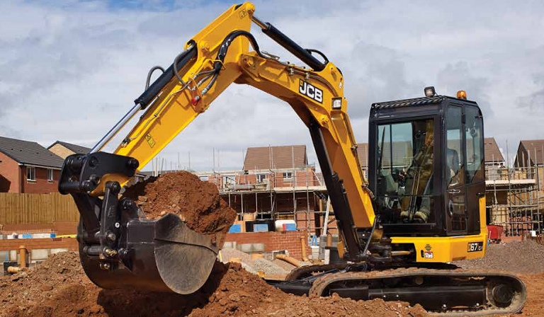 JCB Inc. - 67C-1 Excavators