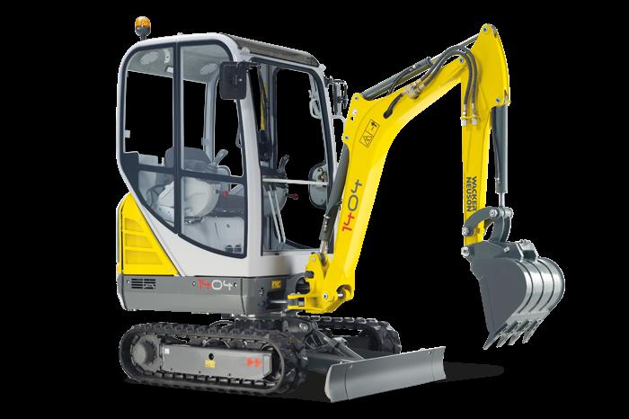 1404 Excavators