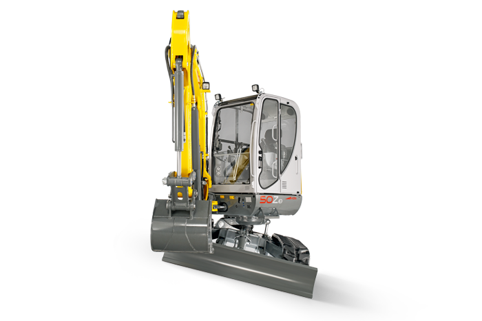 50Z3 Excavators