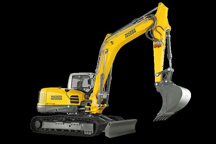 ET145 Excavators