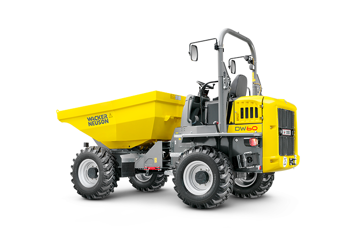 DW60 Wheeled Dumpers