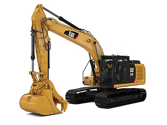 323F L Excavators