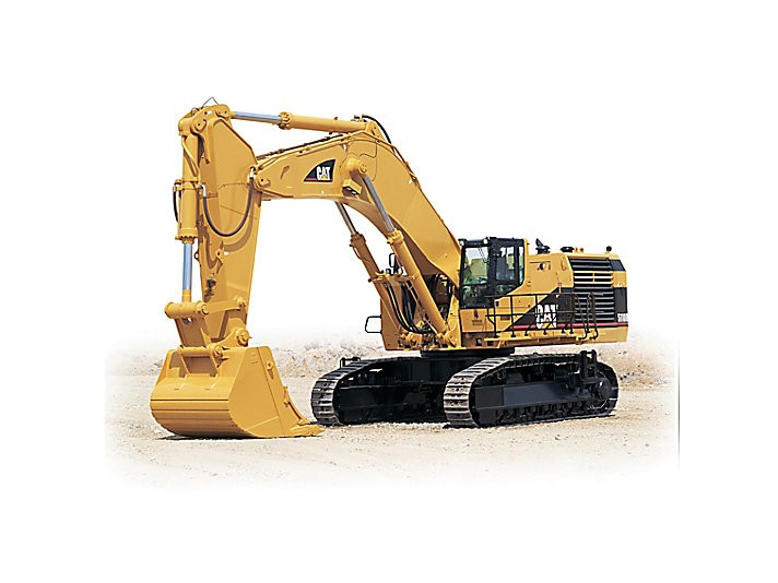 Caterpillar Inc. - 5110B Excavators