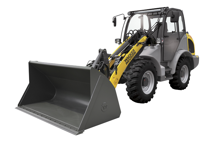 8085 Wheel Loaders