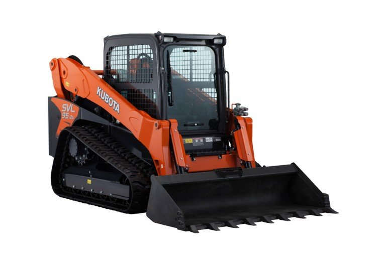 SVL Series Compact Track Loaders