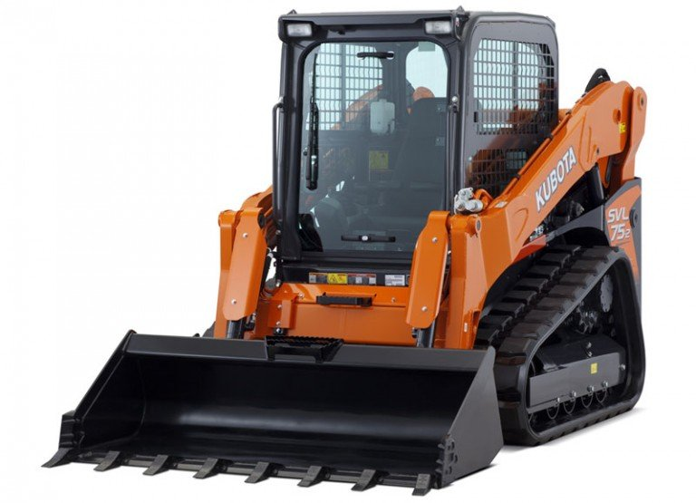 SVL75-2  Compact Track Loaders