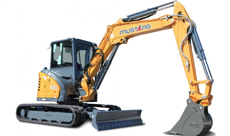 550Z Excavators