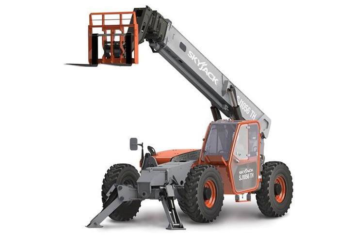 SJ1056 TH Telehandlers