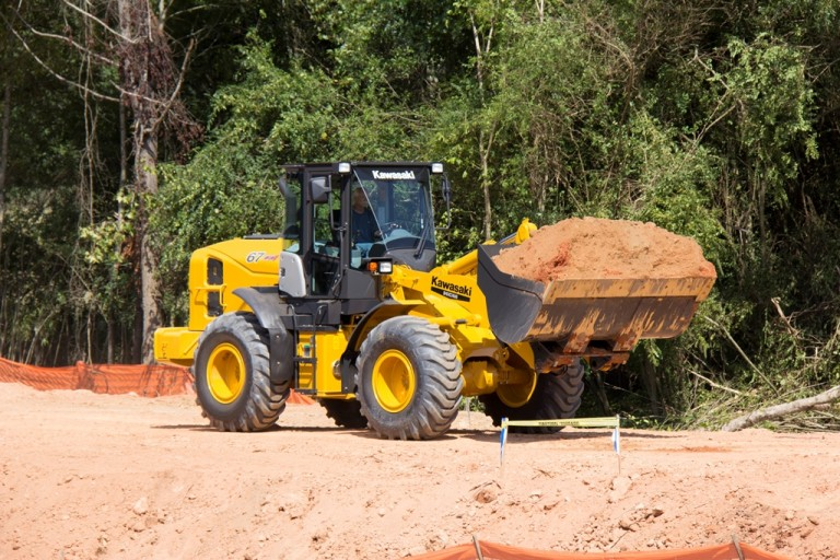 67Z7 Wheel Loaders