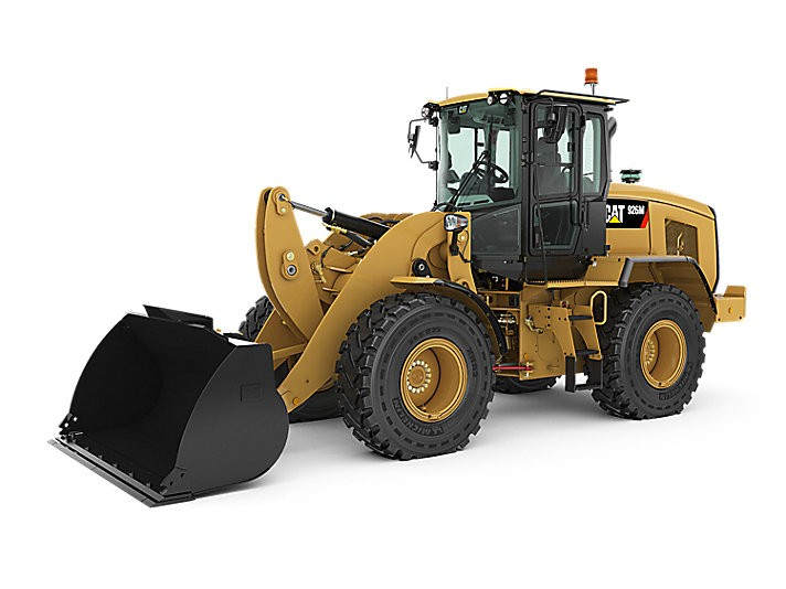 926M Compact Wheel Loaders