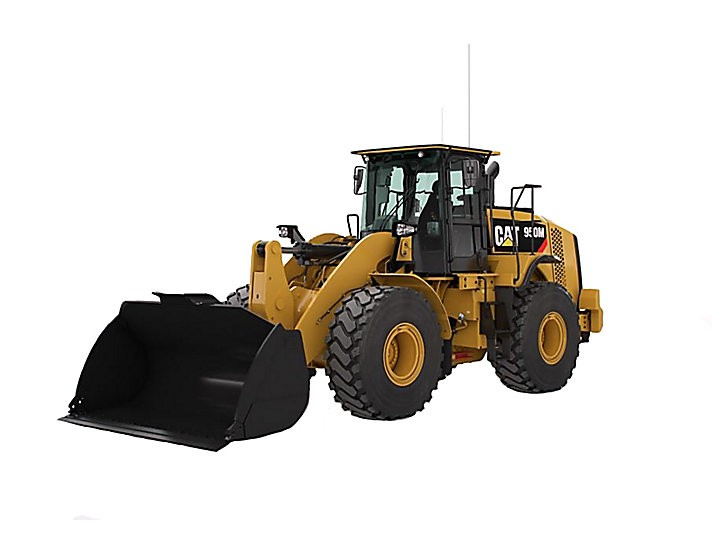 Caterpillar Inc. - 950M Wheel Loaders