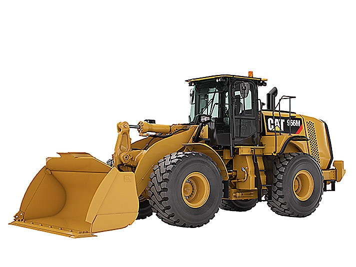 966M Wheel Loaders