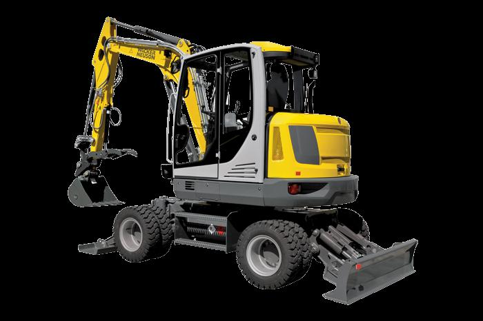 EW65 Excavators
