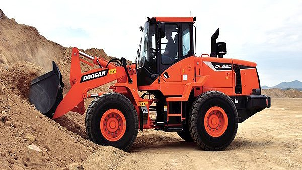 DL220-5 Wheel Loaders