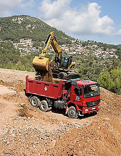 M322D Excavators