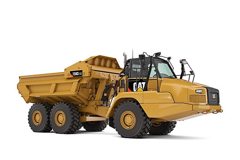 Caterpillar Inc. - 730C2 EJ Articulated Dump Trucks