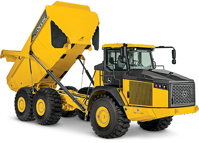 410E Articulated Dump Trucks