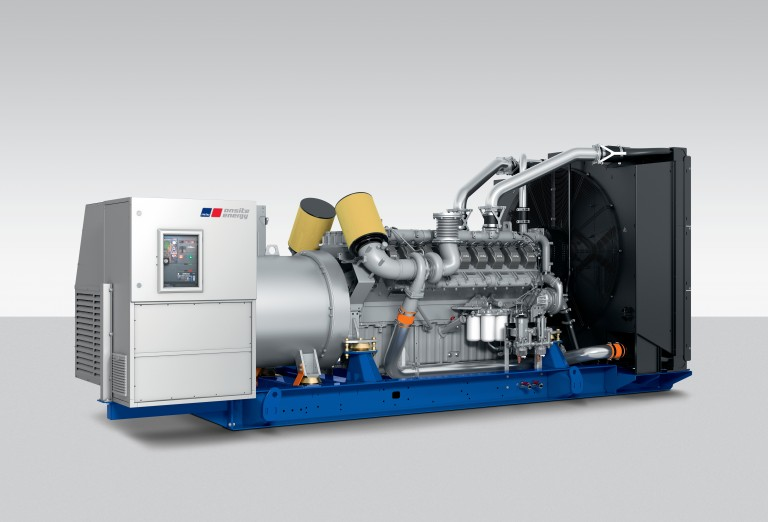 Rolls-Royce Power Systems - MTU 2000 DS - G06 Generators