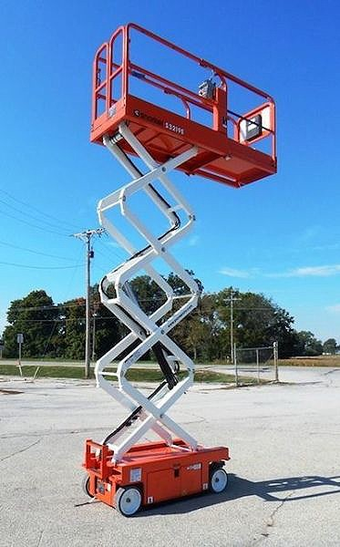 S3215E Scissor Lifts