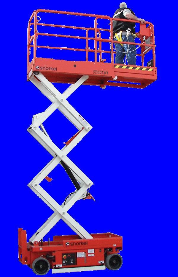 S3226E Scissor Lifts
