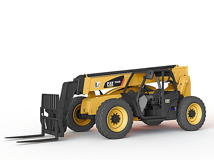 Caterpillar Inc. - TL642D Telehandlers