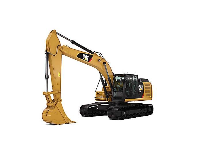 326F L Excavators