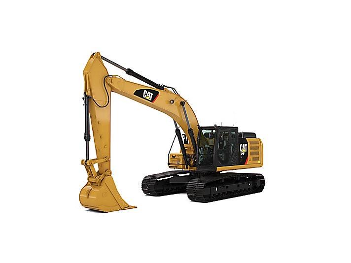 329F L Excavators