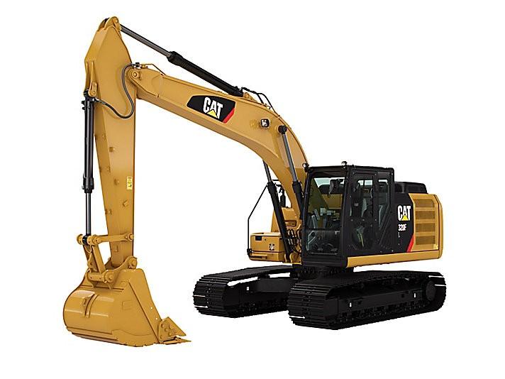 320F L Excavators