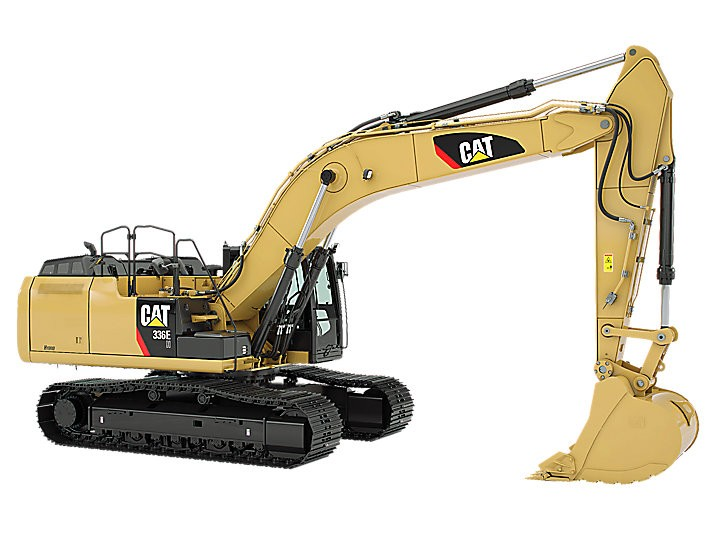 336E H HYBRID Excavators