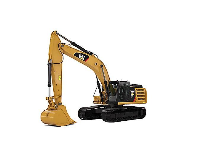 336F Excavators