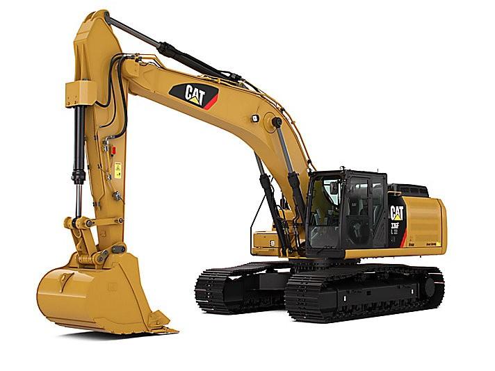 336F XE Excavators