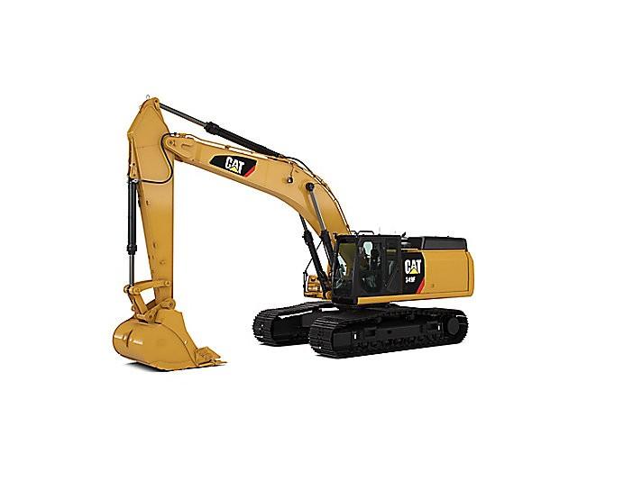 349F L Excavators