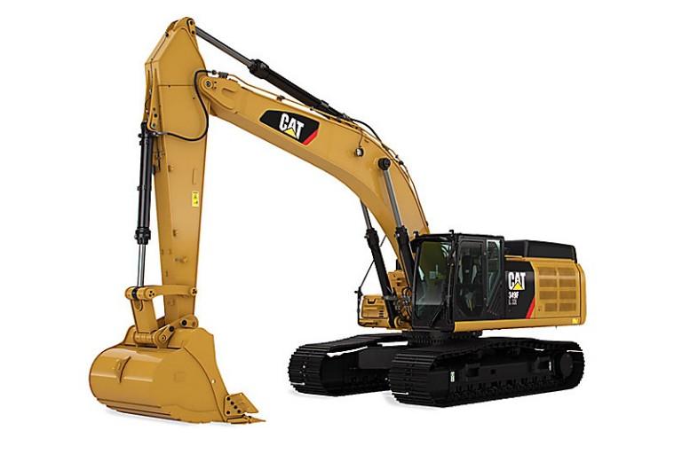 349F L XE Excavators