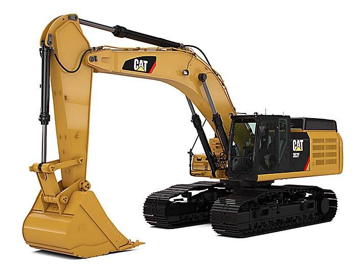 352F Excavators