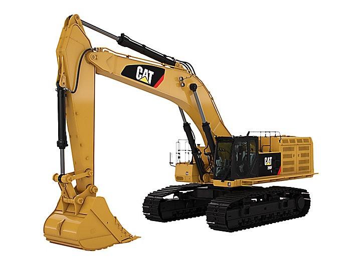 390F Excavators