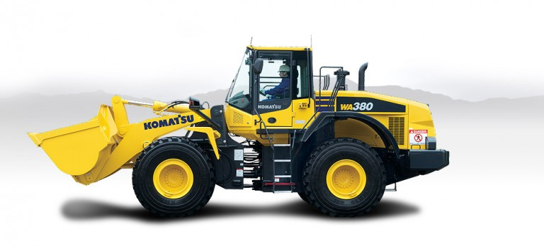 WA380-7 Wheel Loaders
