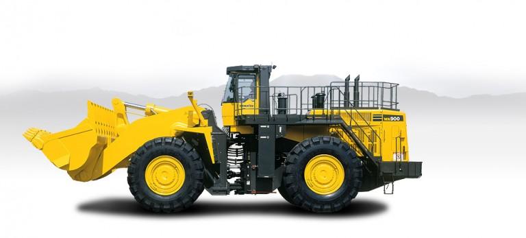 WA900-3 Wheel Loaders