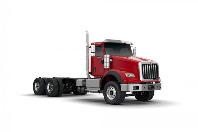 HX620 Highway Trucks