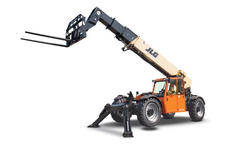 JLG Industries Inc. - G10-55A Telehandlers