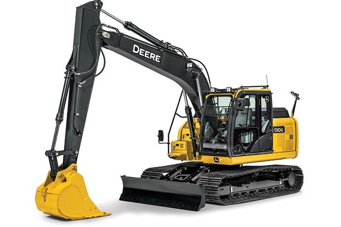 130G Excavators
